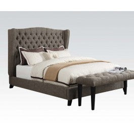 ACMEF20897EK-Faye Choco Eastern King Bed