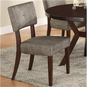 CROWN2610S-Kayla Side Chair