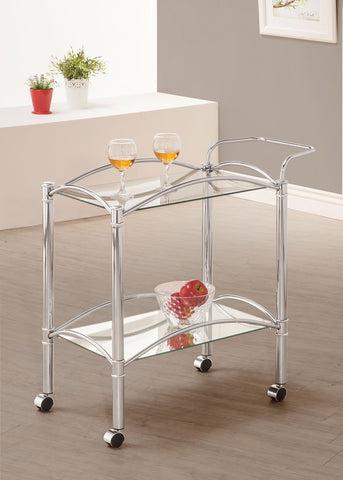 COASTER910077-SERVING CART