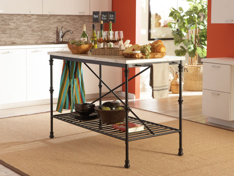 COASTER910120-KITCHEN CART