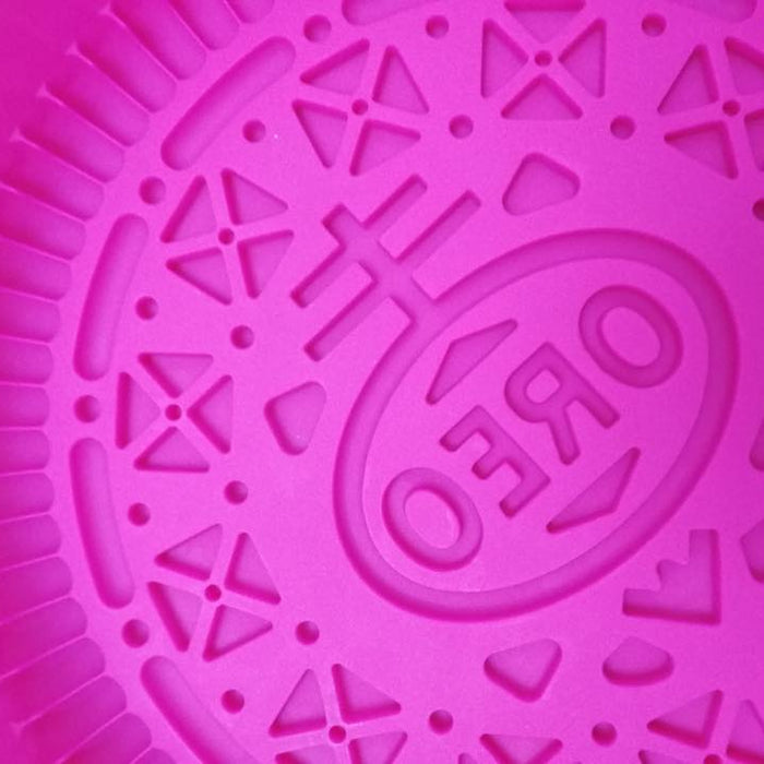 Oreo giant biscuit mold