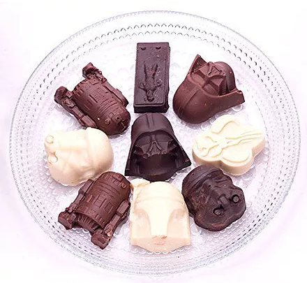 Star Wars mould set demonstration video!