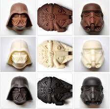 Star wars cake molds