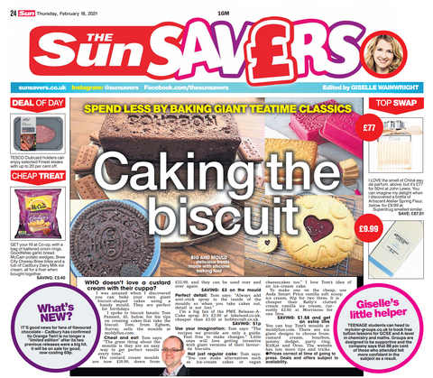 Moldyfun featured in The Sun newspaper