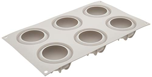 silikomart MINI GOCCIA Silicone Mould  Grey""