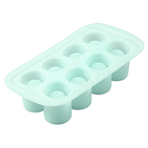 Wilton Shot Glass Mould  Round  Silicone  8 Hole