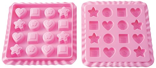 silikomart Easy Candy Silicone Mould for Candy  for 16 pcs