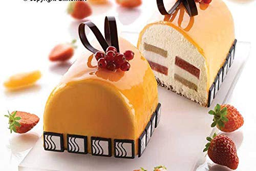 Silikomart – Mini Insert or Christmas Cake Silicone Mould
