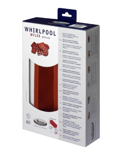Whirlpool WSP106 Cake Mould 100% Flexible Silicone