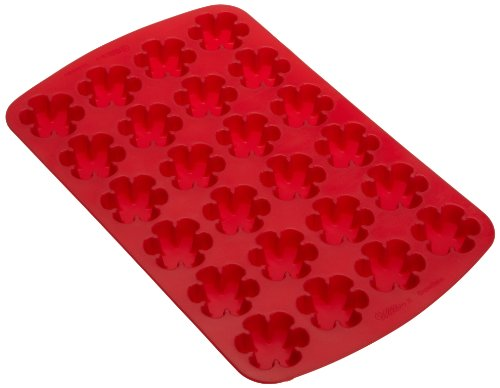 Wilton Snowflake 24 Hole Silicone Mould