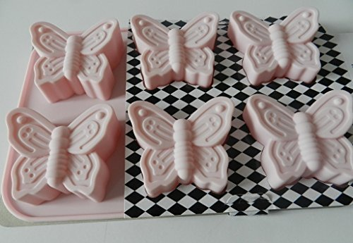 Silicone Baking Mould Butterfly 7 x 5.5 x 3 CM