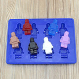 Lego Silicone Mold for Lego Lovers Silicone Moulds (Pack of 1)