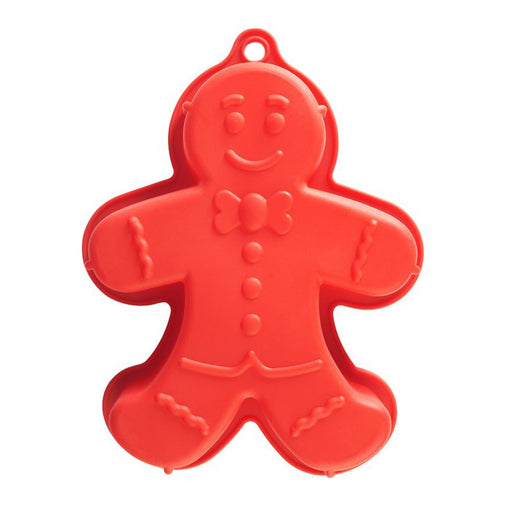 Mason Cash Silicone Gingerbread Man Cake Mould
