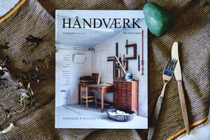 HÅNDVÆRK BOOKAZINE NO.3 [ home ] - a quiet day