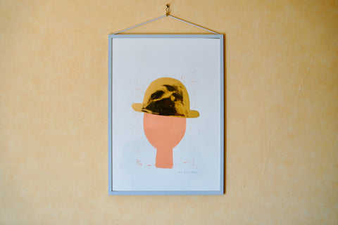 CAN Family [Man With Golden Hat] : Orange