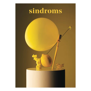 sindroms / Issue #2: Yellow Sindrom - a quiet day