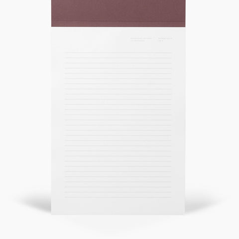 NOTEM - JO Notepad, Midnight Shapes -