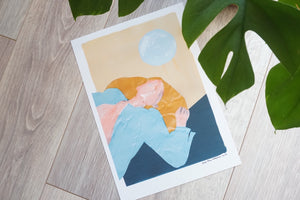 CAN FAMILY - Limited edition print Ⅰ -