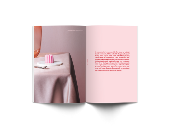 sindroms / Issue #4: Pink Sindrom - a quiet day
