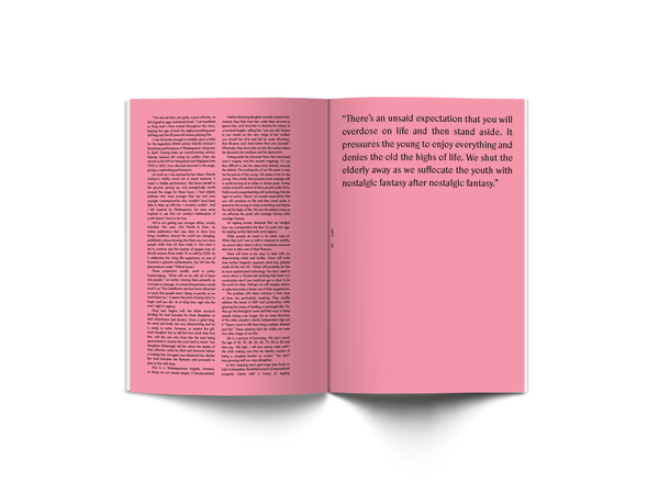 sindroms / Issue #4: Pink Sindrom