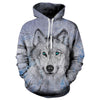 NEWEST Handmade Wolf & Husky Hoodies!