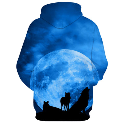 Wolf of the Moon Hoodie