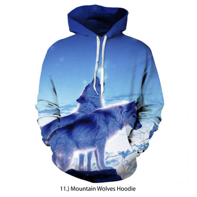 Winter Hoodie Collection