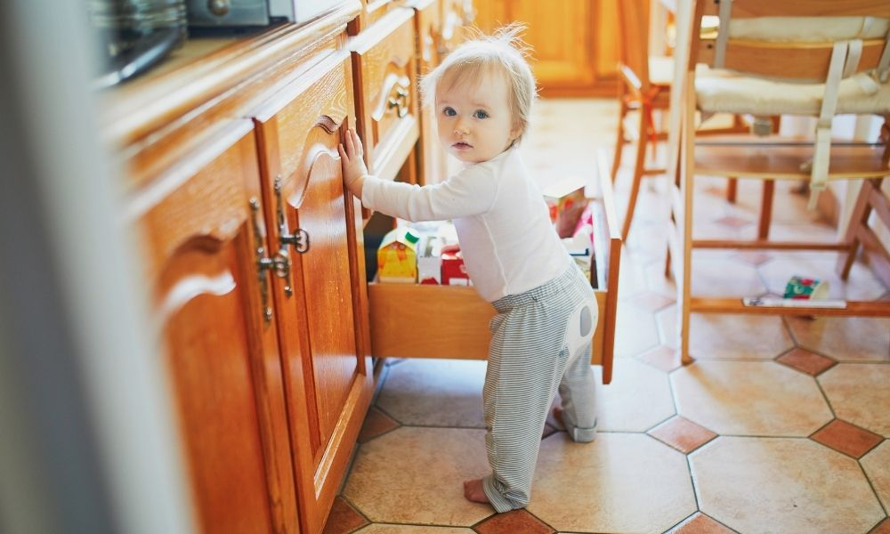 A Simple Guide To Baby-Proofing Your Home