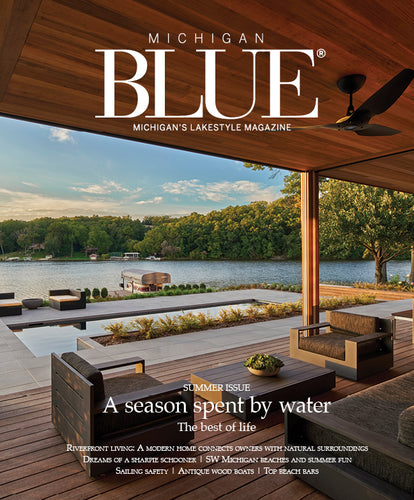 SINGLE ISSUE - Michigan BLUE Magazine, Summer 2019 issue