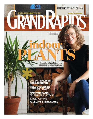 SINGLE ISSUE - Grand Rapids Magazine, April 2019