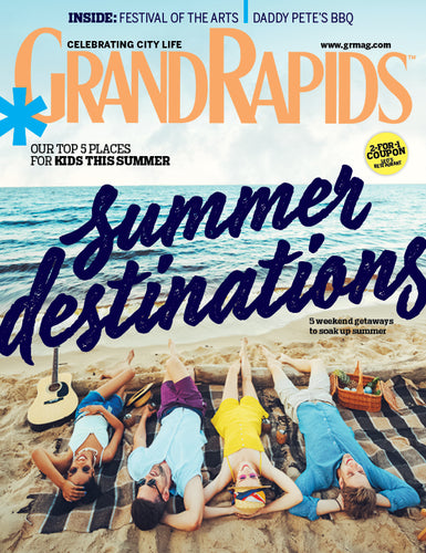 SINGLE ISSUE - Grand Rapids Magazine, June 2019