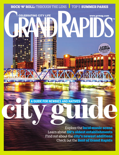 SINGLE ISSUE - Grand Rapids Magazine, July 2019