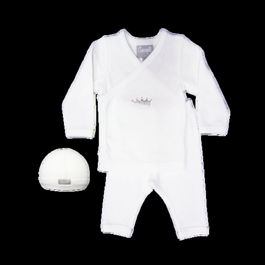 Coccoli | Layette Set | N - 3m | H4124-03