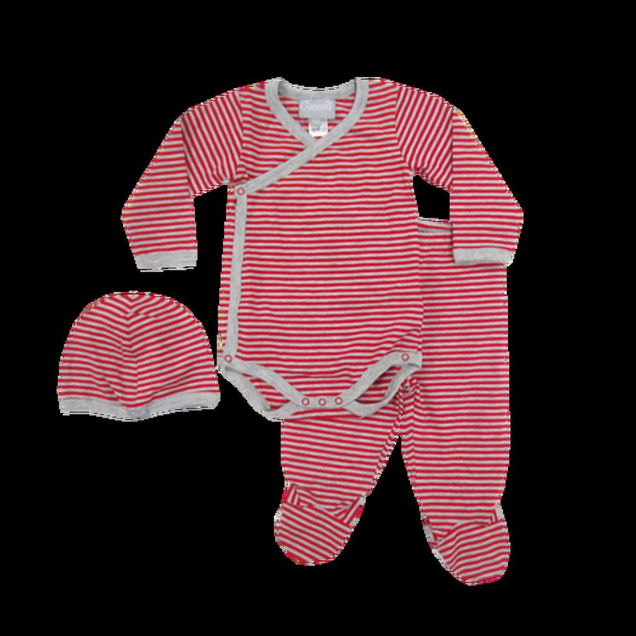 Coccoli | Layette Set | N - 3m | S3916-265