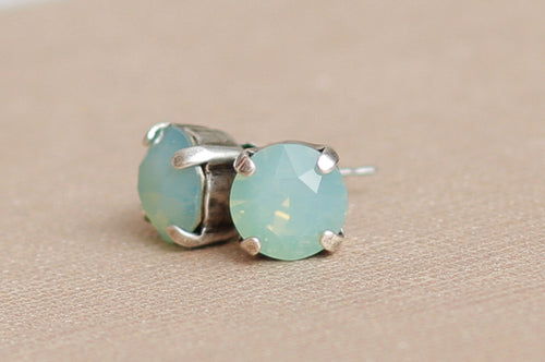 The Pacific Opal Earrings