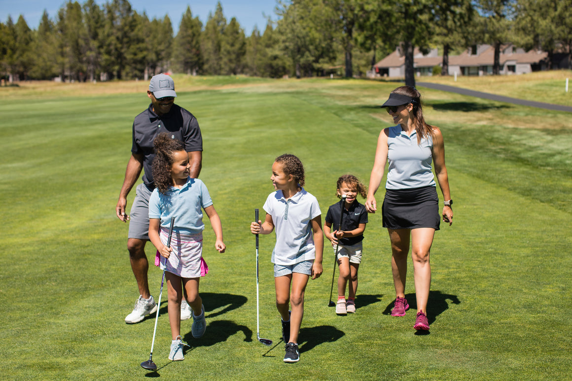 Sunriver Golf Young Executive Pass (Family 4 day Monday -Thursday) $2,900.00