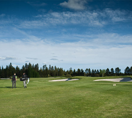 Sunriver Golf Practice Punch Pass (Individual 7 day) $95.00