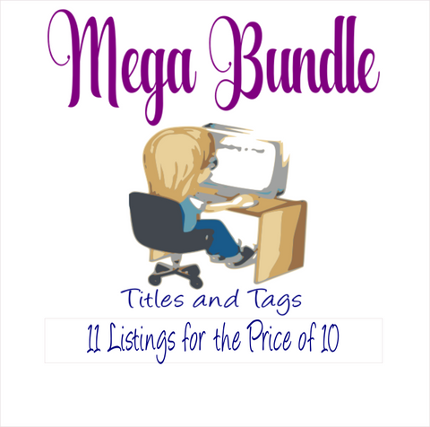SEO MEGA BUNDLE