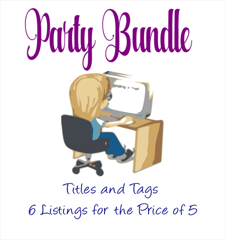 SEO PARTY BUNDLE