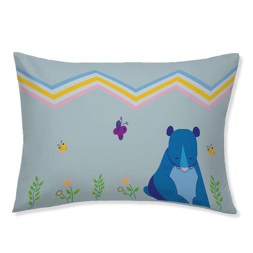 Friendly Bear Pillowcase
