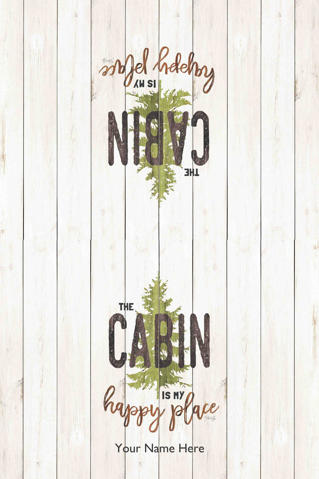 The Cabin Kitchen Towel