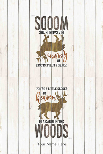 Moose Heaven Kitchen Towel