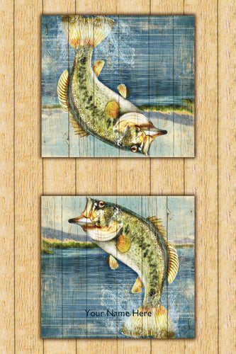 Lake Fish Kitchen Towel