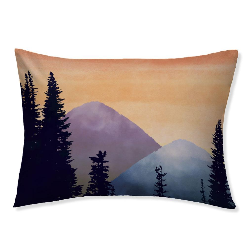 Mountain Range Pillowcase