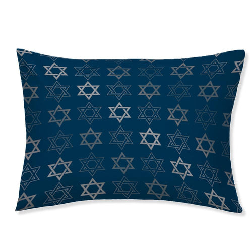 Star Of David Pillowcase