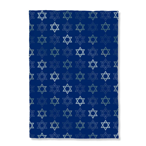 Star Of David Throw
