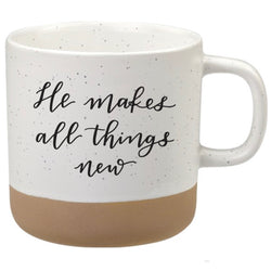 He Makes All Things New Mug
