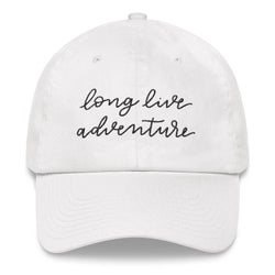 Long Live Adventure Hat