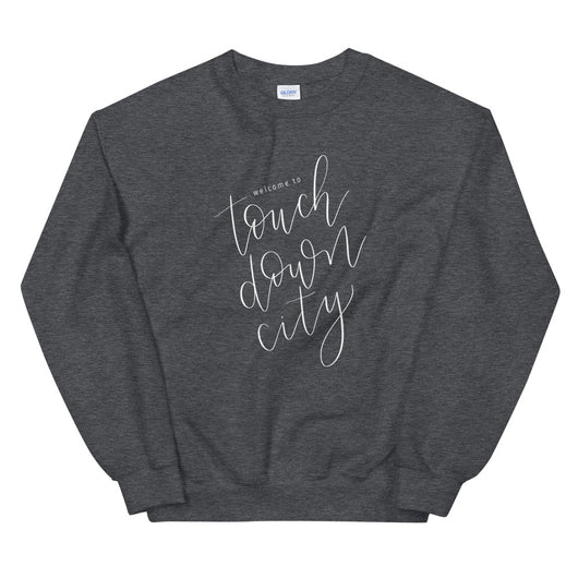 Touchdown City Crewneck