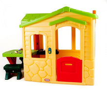Little Tikes Picnic on the Patio Playhouse - Natural